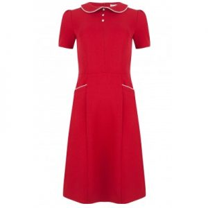 very_cherry_classic_dress_red