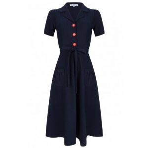very_cherry_revers_dress_navy