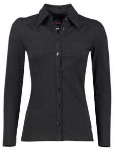 Blouse Betsy Solid Black