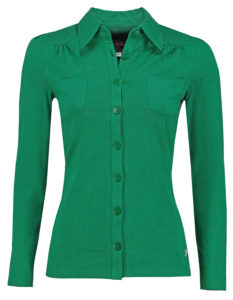Blouse Betsy Solid Green
