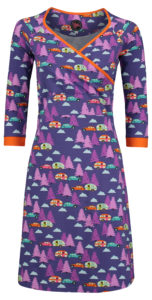 Dress Lemonade Happy Camper Purple