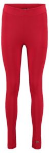 Legging Solid Red