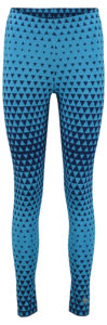 Legging Triangle Blue