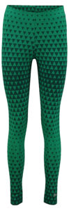 Legging Triangle Green