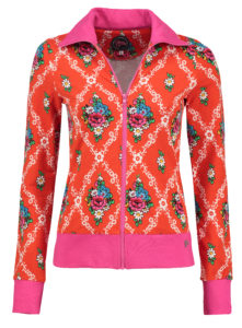 Sporty Jacket Gardenia Orange