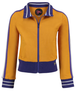 Sporty Jacket Girl Gold