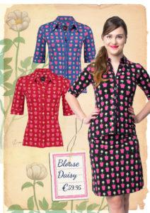 blouse daisy