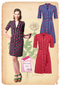 dress frieda daisy