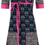 dress garden vilda blommor black