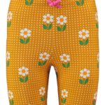 knickers daisy dot yellow