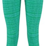 legging hatch green