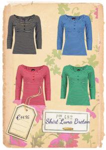 shirt luna breton