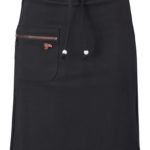 skirt zipper black