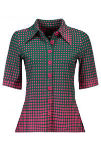 button_shirt_disco_dots_pink