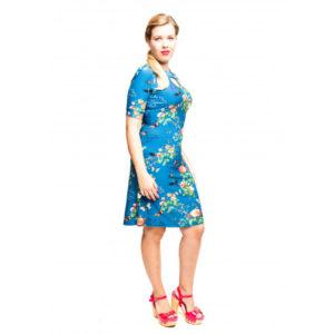 lb_dress_ruby_vintage_garden_blue_side